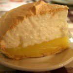 Lemon Meringue Pie at New Glasgow Lobster Suppers