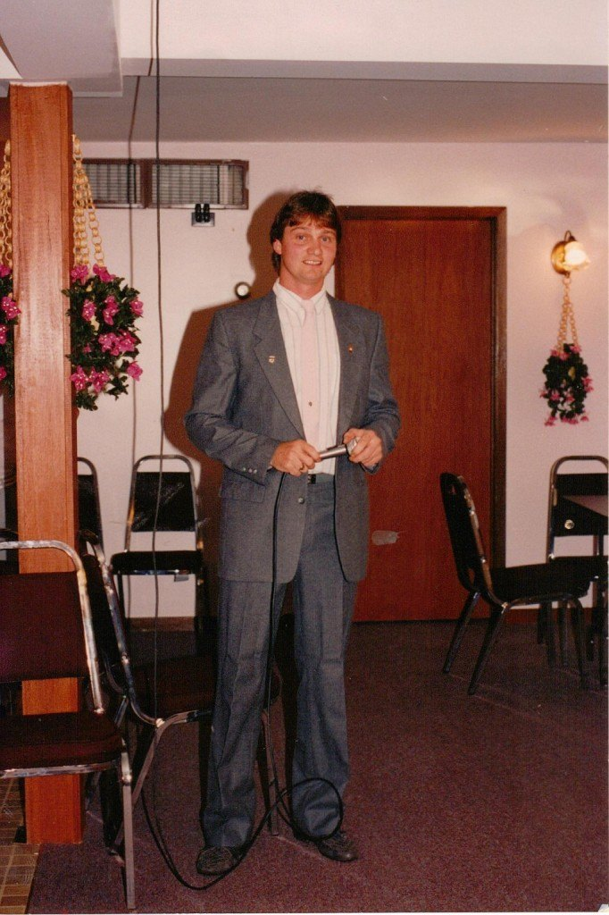 Carl Nicholson Restaurant Manager