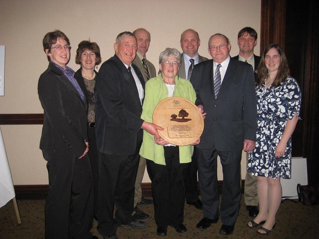 2009 Premier's Award