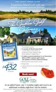 Gables Golf Getaway