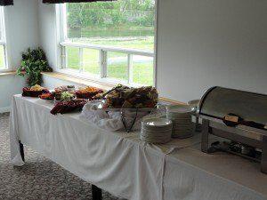 Cocktail Buffet Reception