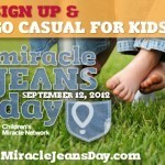 Go Casual for kids!