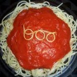 Spooktacular Spaghetti Supper!