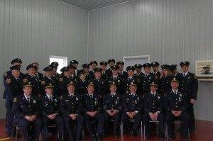 The NGFD members 2013